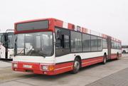 pазборка автобуса MAN NG 272!
