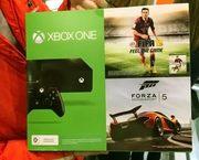 Новый Xbox One + FIFA + Forza + 24 игры