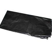 Мешки для мусора черные 180 л.