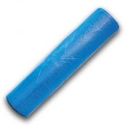 Мешки для мусора голубые 60 л.