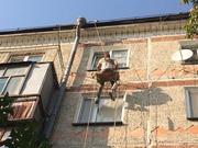 Герметизация (утепление) межпанельных швов.Ремонт фасадов.